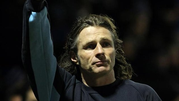 Wycombe boss Gareth Ainsworth