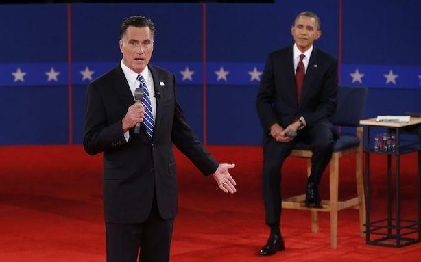 'Binders Full of Women' Won the Debate