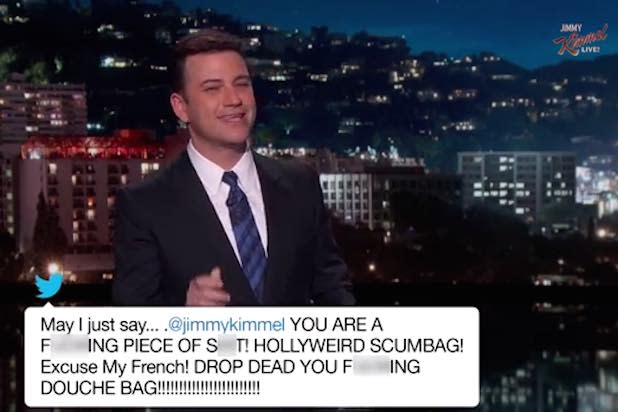 Jimmy Kimmel Reads Mean Tweets From Angry Anti-Vaccination Crowd, Then Mocks Them Again (Video)