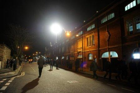 Soccer - FA Cup - Fourth Round Replay - Fulham v Sheffield United - Craven Cottage