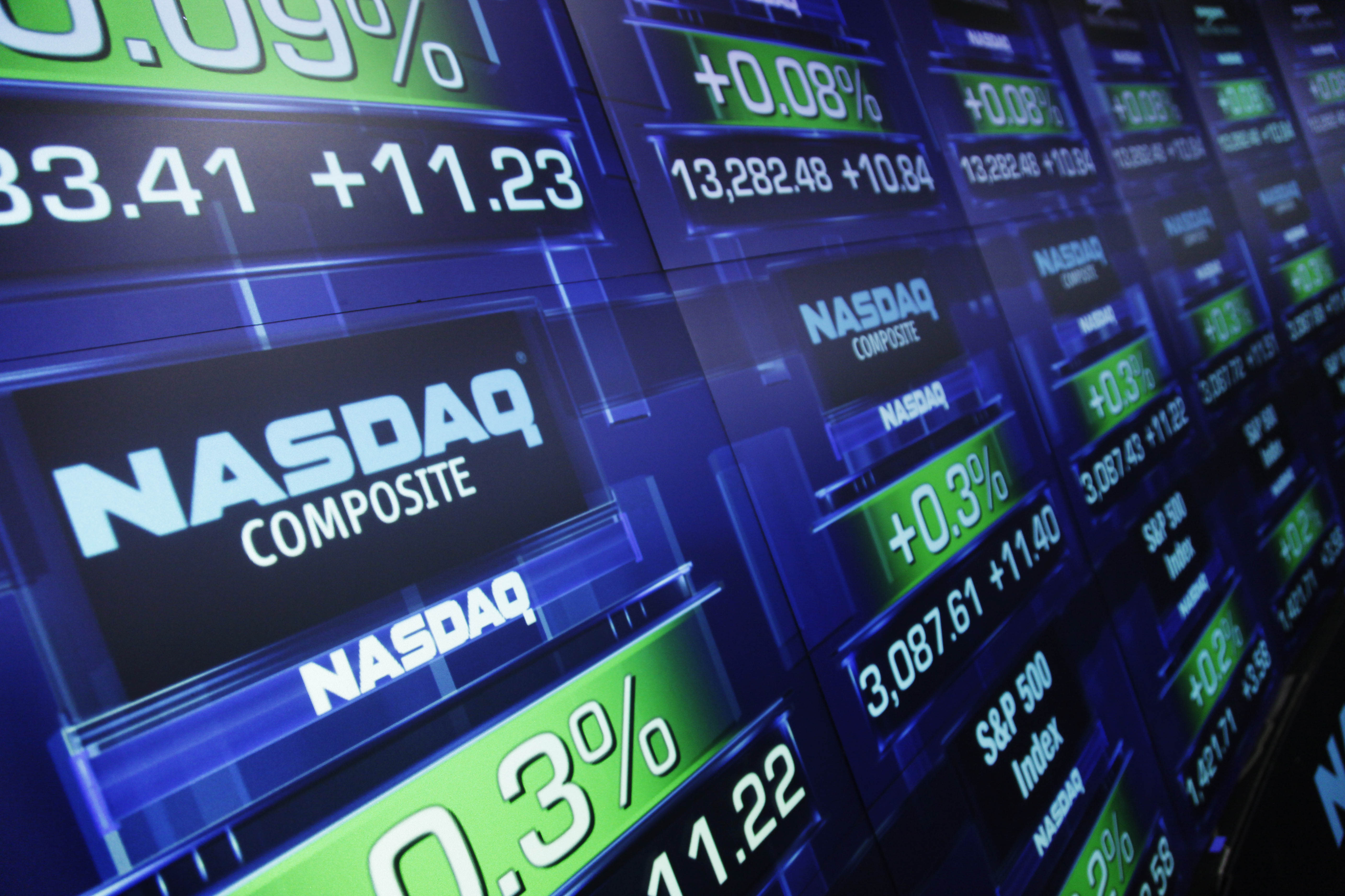 Nasdaq's real all-time high; Uber rewards and the future of the toy industry