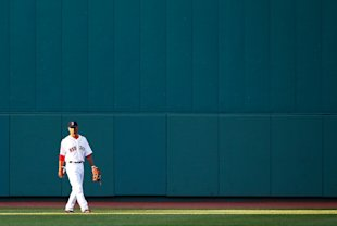 Don't let Mookie Betts' diminutive size fool you.   (Photo by Jared Wickerham/Getty Images)