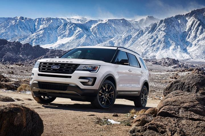 Ford Adds New Sport Appearance Package for Explorer XLT