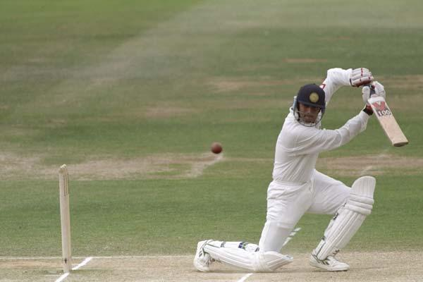 Dravid made his Test debut for India at Lord's, the home of cricket, on June 20th 1996. Dravid made 95 runs while the other debutant Sourav Ganguly went on to score a century. Both the youngsters got
