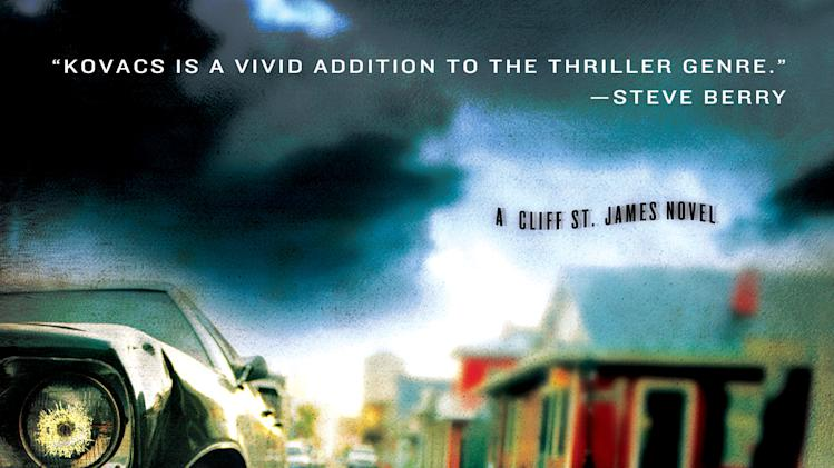 "This book cover image released by Minotaur shows ""Good Junk,"" by Ed Kovacs. The post-Katrina crime thriller finds private eye St. James probing foreign weapons dealers. (AP Photo/Minotaur)"