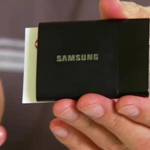 The tiny Samsung Portable SSD T1 pack a crazy punch