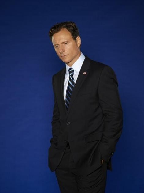 Tony Goldwyn as President Fitzgerald Grant in 'Scandal' -- ABC