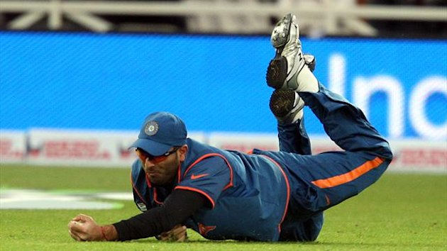 India's Yuvraj Singh has battled his way back from cancer to return to action