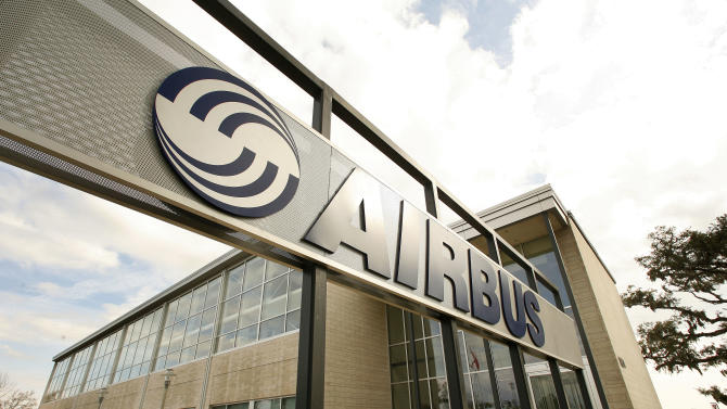 AP Source: Airbus plans factory in Alabama