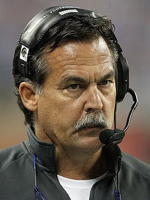 Video: The Mustache gives Jeff Fisher super-mystical football powers