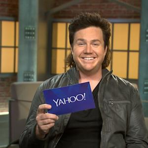 'The Walking Dead' Star Josh McDermitt Plays Yahoo TV's 'Stump the Star'