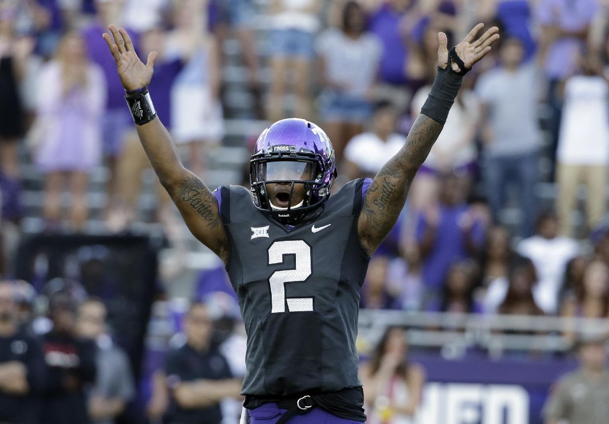2015 college football - Big 12 at a glance