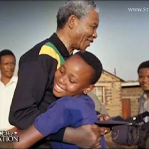 Maya Angelou's tribute to Nelson Mandela