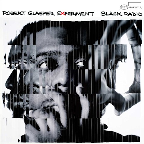 "In this CD cover image released by Blue Note Records, the latest release by Robert Glasper Experiment, ""Black Radio,"" is shown. (AP Photo/Blue Note)"