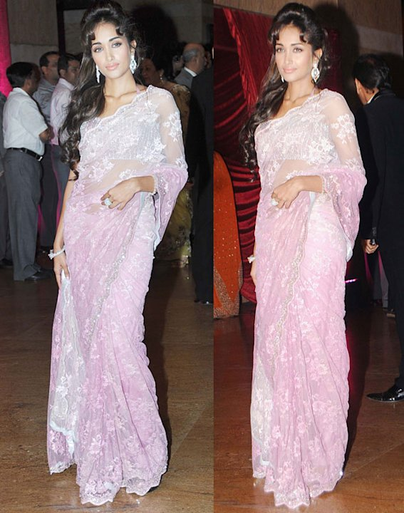 Celebs at Riteish &amp; Genelia wedding reception