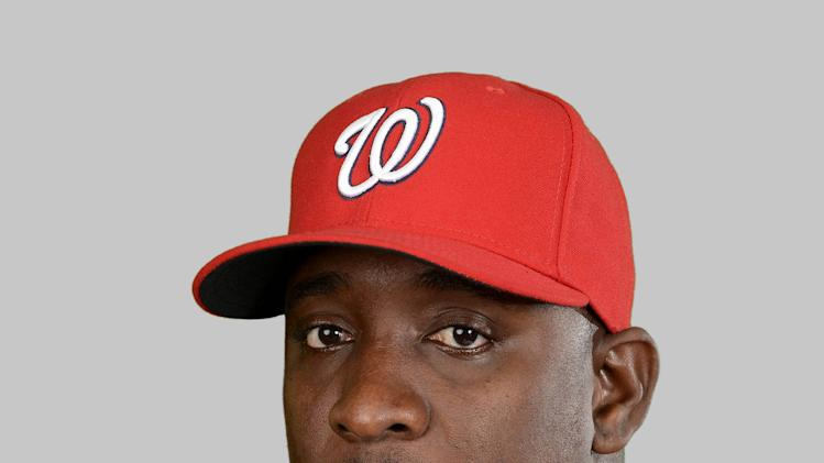 MLB: Washington Nationals-Photo Day