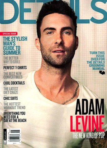 Adam Levine: &quot;I Was Promiscuous&quot; Because I Love Women &quot;So Much&quot;