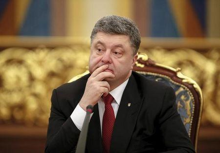 Ukrainian leader's firm says assets seized in Russia