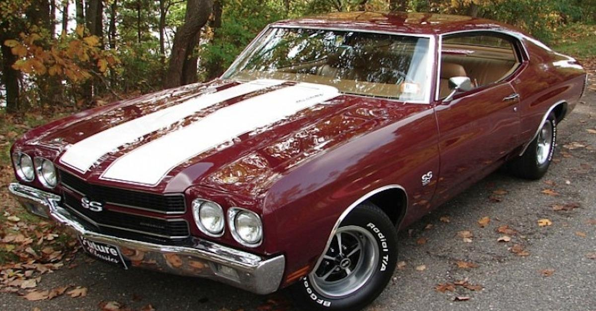 11 Reasons Why The '70 Chevy Chevelle Was King