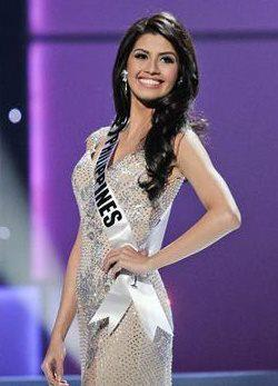 Shamcey Supsup Miss Universe