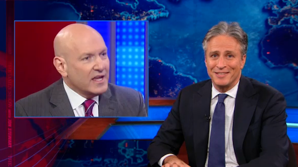 Jon Stewart on How Fox News Spun Biden's Debate Performance