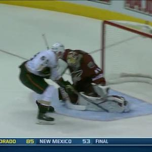 Penalty Shot: Emerson Etem vs Mike Smith
