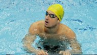 Nick D'Arcy swam almost two seconds below his best to miss the 200m butterfly final
