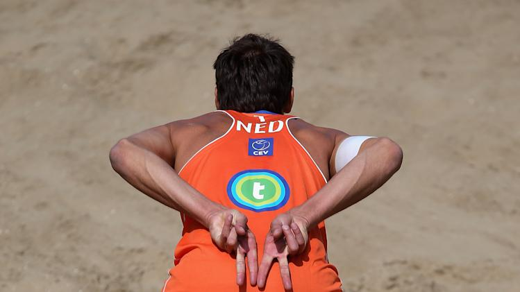 2012 Beach Volleyball European Championship - Day 3