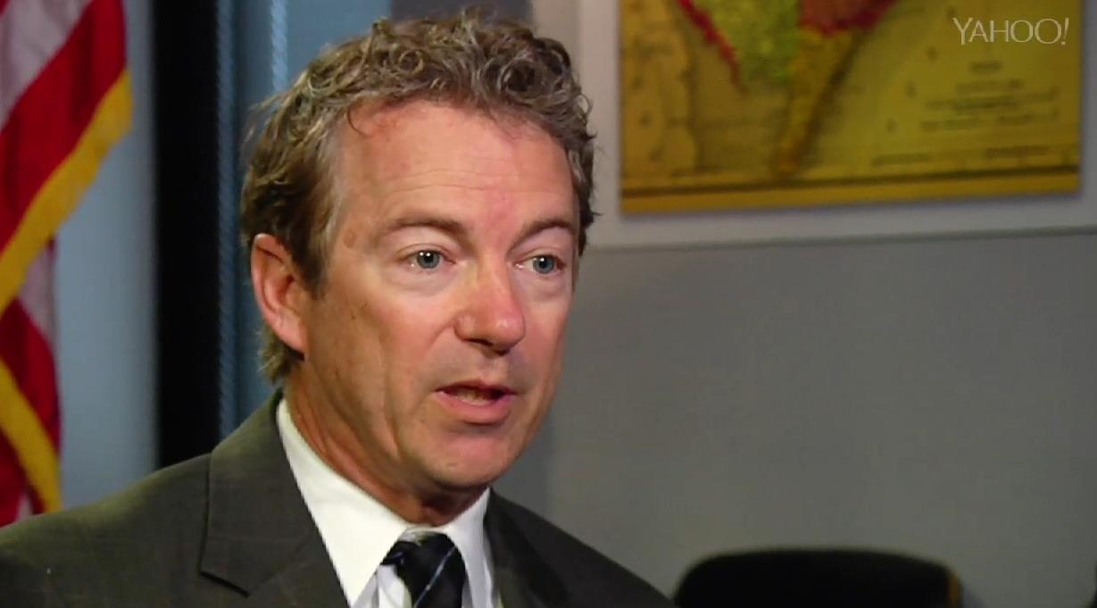 Rand Paul calls out Jeb Bush on marijuana