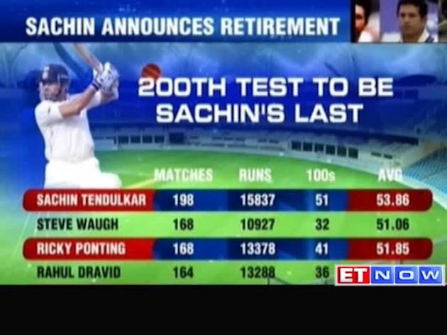 Sachin Tendulkar to retire after 200th test match next month