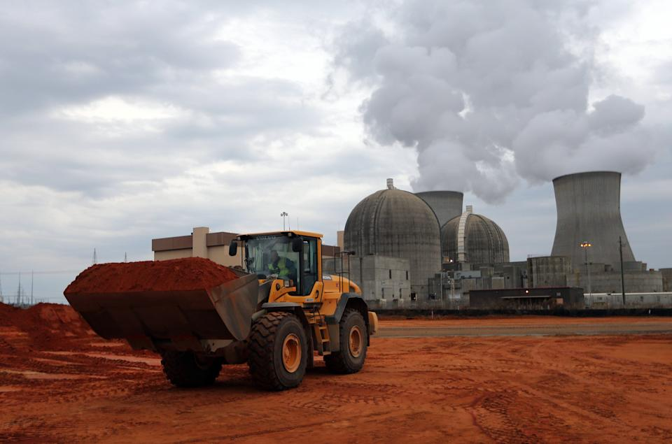 Pressure on as Southern Co. builds nuclear plant