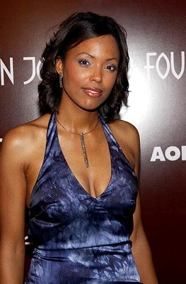 Aisha Tyler Elton John AIDS Foundation's Annual Viewing Party 75th Academy Awards - 3/23/2003
