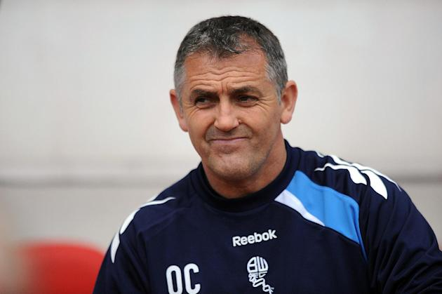 Owen Coyle's position at Bolton has come under scrutiny