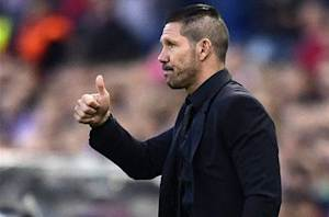 Diego Simeone: Atletico Madrid simply cannot afford to lose
