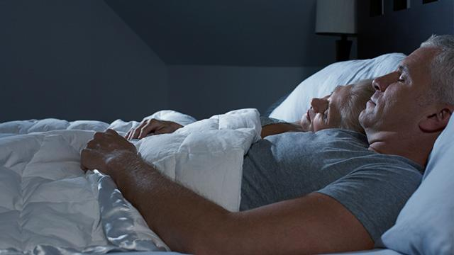Seniors' Poor Sleep May Affect Memory