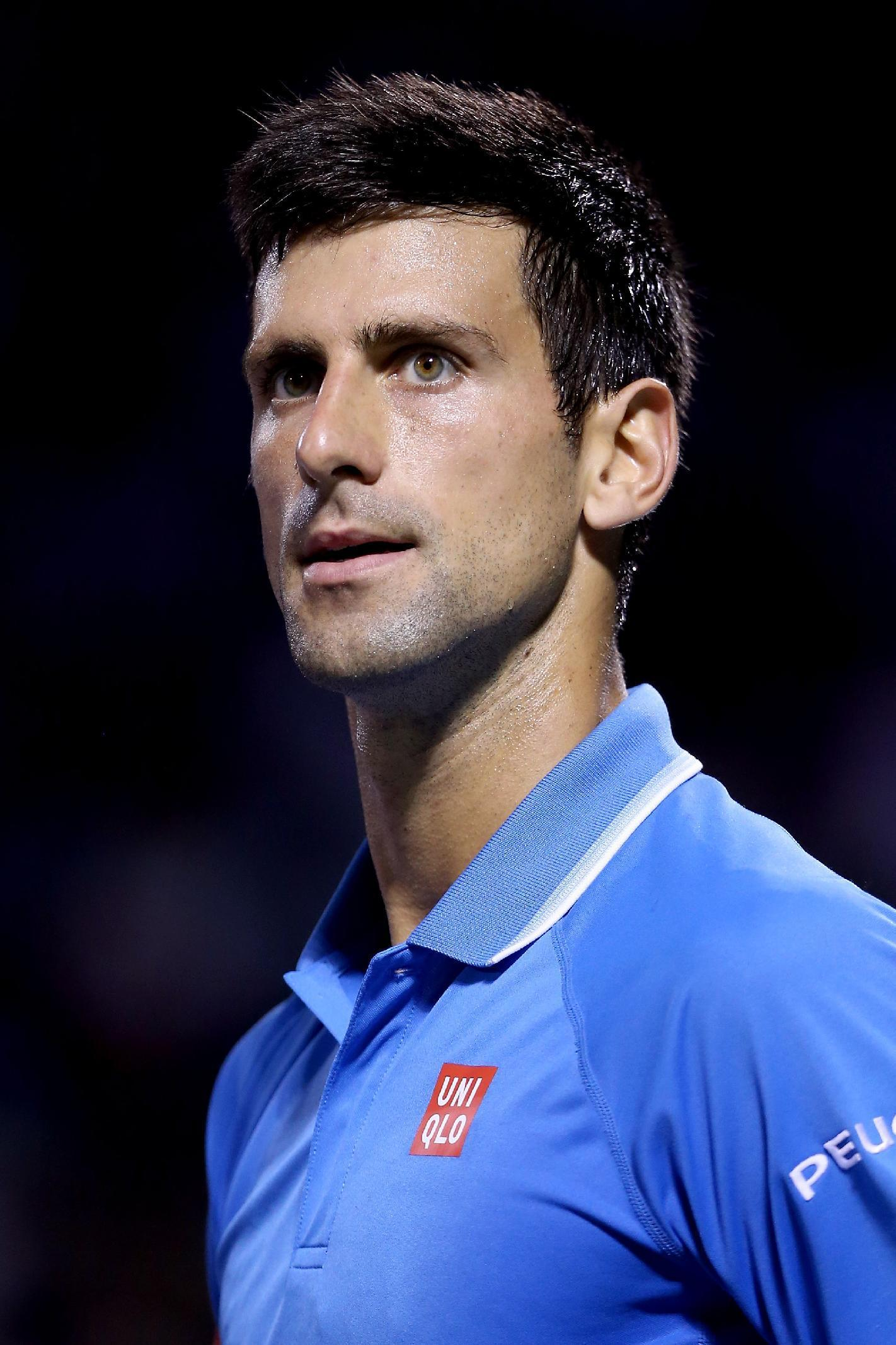 Tennis - Djokovic on brink of Grand Slam history in Paris