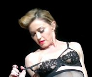 She's known for being, er, controversial. And Madonna shows she has absolutely no intention of changing…