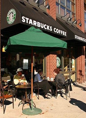 Starbucks Shares Up After Price Increase