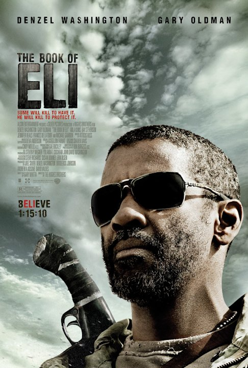 The Book of Eli Poster Production Stills Warner Bros. 2010