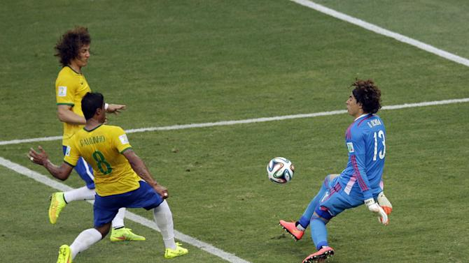 Brazil looking to regain top form in World Cup