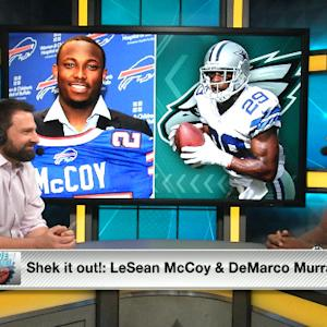 DDFP TV: Philadelphia Eagles safety Malcolm Jenkins