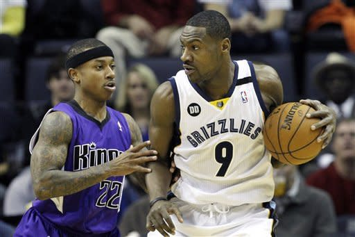 Conley's 19 points lead Grizzlies past Kings 85-69