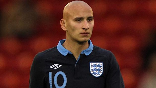 Jonjo Shelvey in action for England U21s (PA Photos)