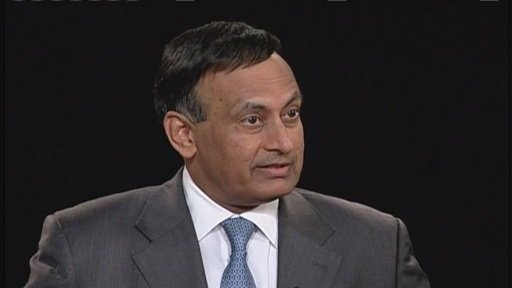 Husain Haqqani and Dennis Blair
