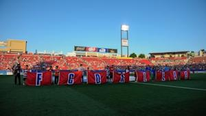 FC Dallas announce new naming-rights partner as their home becomes Toyota Stadium