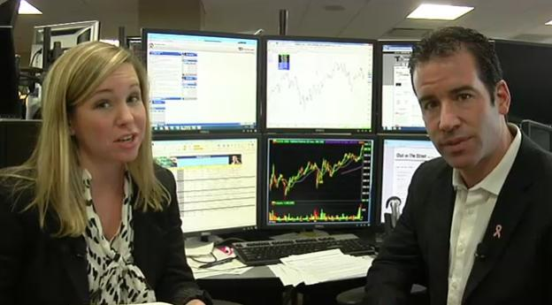 Scott Redler, the Chief Strategist for T3Live.com, and Lindsey Bell of TheStreet see how major stocks could perform in 2013, and discuss whether the Samp;P 500 Index could reach 1700.