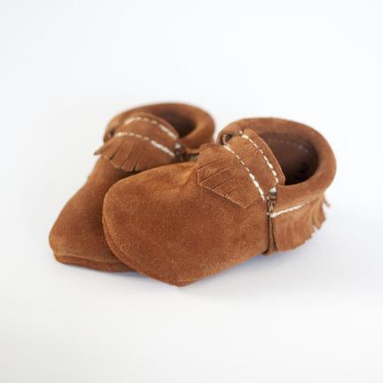 Moccasins for Kids