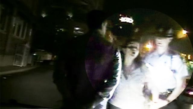"""Reese Witherspoon arrest video: """"I'm an American"""""""
