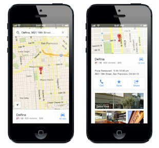 Lg 840g Google Map App | Android App, Android Smartphone Reviews