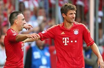 Muller delight at 'difficult' away victory over Mainz